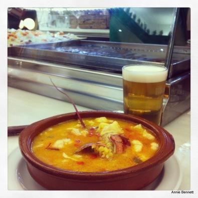 Fish stew Los Gatos