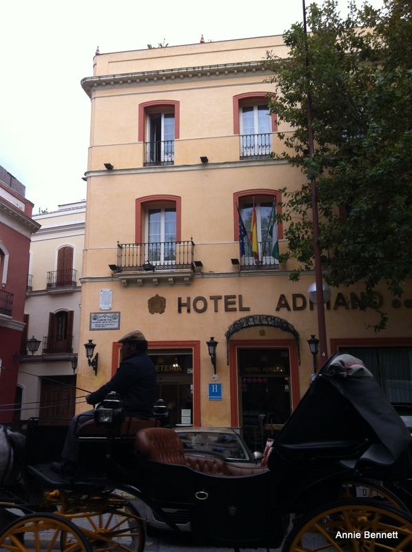 Hotel Adriano, Seville