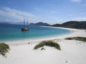 Rodas beach, Cies Islands, Galicia