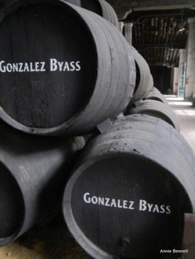 Gonzalez Byass Bodega