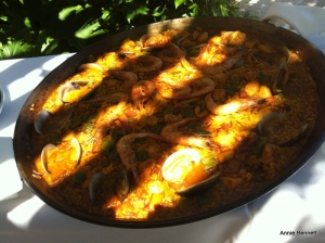 Cortesin paella