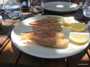 Cortesin red mullet