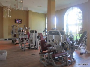 Cortesin gym