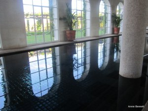 Cortesin spa pool