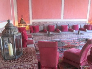Cortesin Moroccan chillout lounge