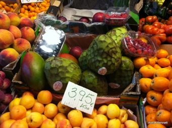Atarazanas market Malaga