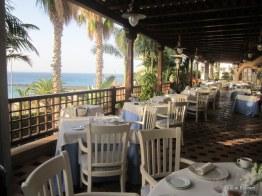 Isla de Lobos restaurant, Hotel Princesa Yaiza