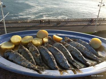 San Juan sardines