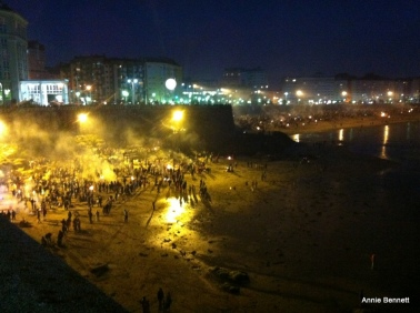 Riazor & Orzan beaches