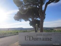LeDomaine entrance