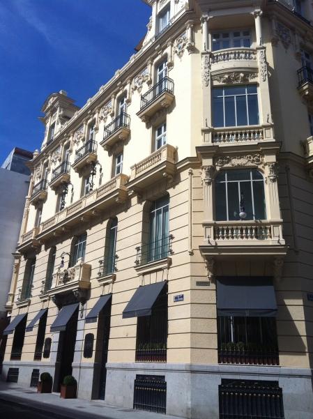 Hotel Urso Madrid
