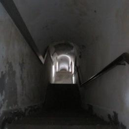 Tunnel at Cabo Vilan