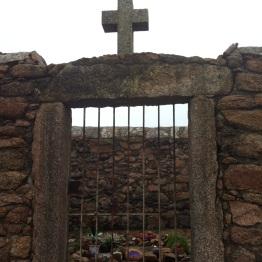 English Cemetery Camariñas