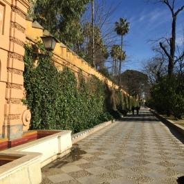 Paseo de Murillo Seville