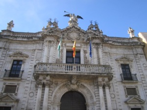 Tobacco Factory in Seville