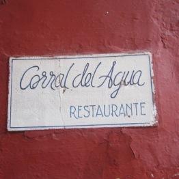 Corral del Agua Seville