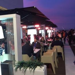Gourmet Experience Seville terrace