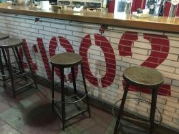 La Fabrica bar Seville