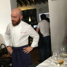 Curro Noriega Besana Tapas Utrera