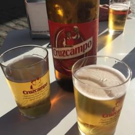Beers in Utrera