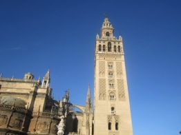 Giralda & Cathedral Seville