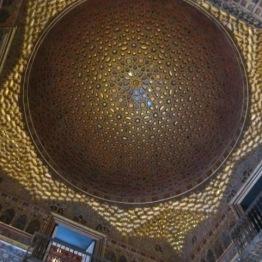 Hall of Ambassadors Alcazar Seville