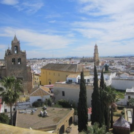 Utrera from castle