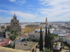 Utrera from castle