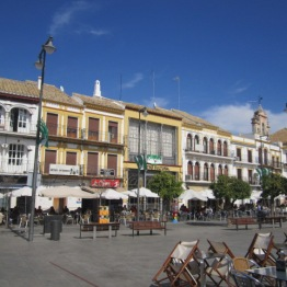 Utera main square