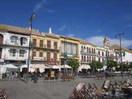 Utera main square