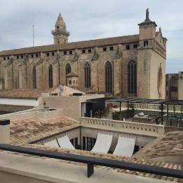 Rooftop Hotel Sant Francesc