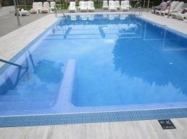 Pool at Riu Bravo