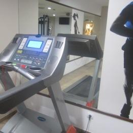 Gym at Riu Bravo
