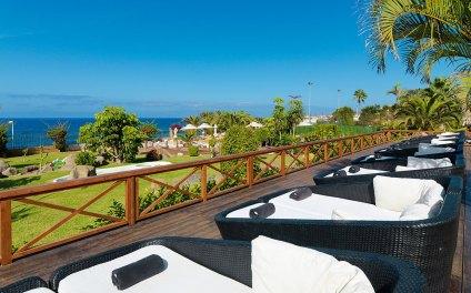 H10 Costa Adeje Palace terrace